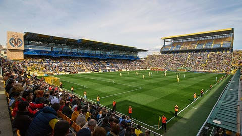 Villarreal welcome Real Madrid to town at the Madrigal (live, Saturday, 10 a.m. ET)