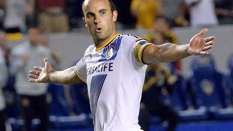 Landon Donovan, LA Galaxy forward