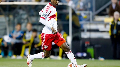 Bradley Wright-Phillips, New York forward