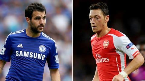 Premier League leaders Chelsea take on London rivals Arsenal (live, Sunday, 9:05 a.m. ET)