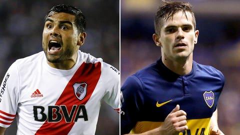 River Plate, Boca Juniors lock horns amid Argentina's economic, social problems (live, Sunday, 4:15 p.m. ET)