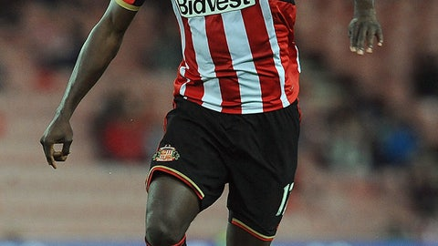 Jozy Altidore, Sunderland forward