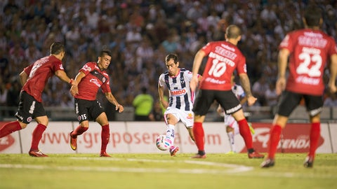 Joe Corona and Greg Garza, Club Tijuana