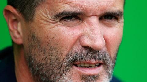 Keane's beard: Aug 2