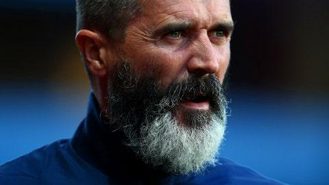 Keane's beard: Oct 4