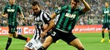Juve drop first league points with draw at Serie A minnow Sassuolo