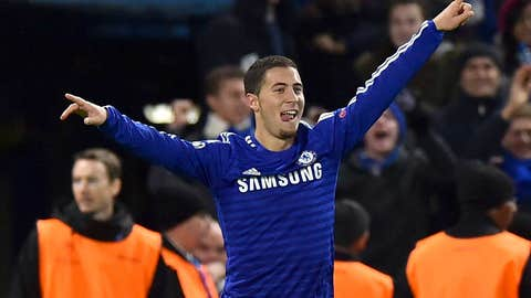 Chelsea (Last week: No. 1)