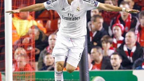 Real Madrid (Last week: No. 4)