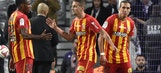 Shorthanded Lens move away from Ligue 1 basement, edge Toulouse