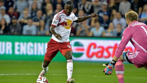 Bradley Wright-Phillips, New York Red Bulls forward
