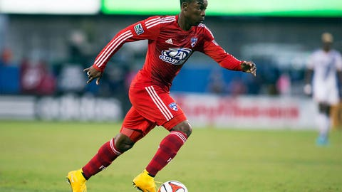 Fabian Castillo, FC Dallas forward