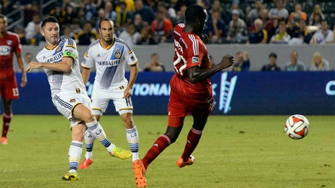 Robbie Keane, LA Galaxy forward