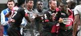 Rennes mount comeback to upset Ligue 1 leader Marseille; Metz top Nice