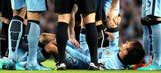 City star Silva to miss Manchester derby; out for up to four weeks