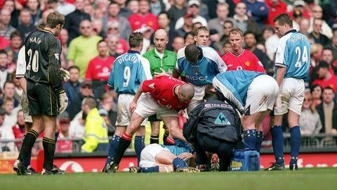 2001: Keane-Haaland controversy
