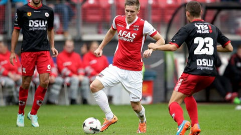 Aron Jóhannsson, AZ forward