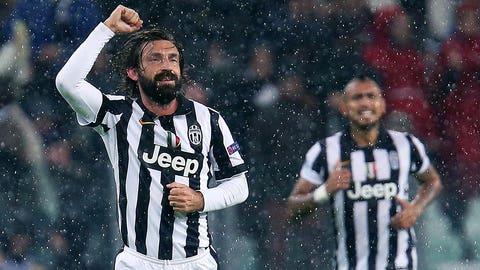 Juventus (Last week: 8)