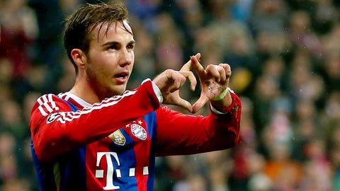 Bayern Munich (Last week: 1)