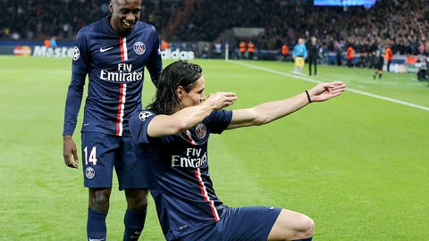 Paris St. Germain (Last week: 7)