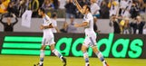 LA Galaxy thump Real Salt Lake to reach Western Conference final