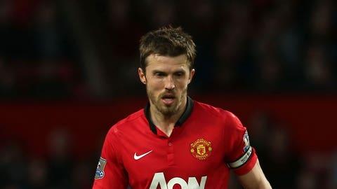 Michael Carrick, Manchester United