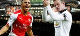 Longtime rivals Arsenal, Man U. face crucial showdown to save league title hopes