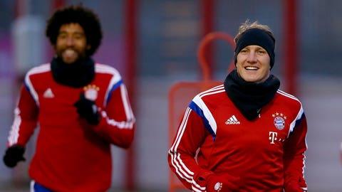 Schweinsteiger makes return as Bayern Munich host surprise-package Hoffenheim (live, Saturday, 9:30 a.m. ET)