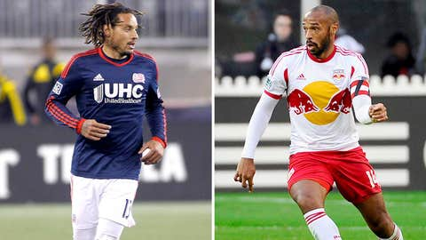NE Revolution, NY Red Bull look to continue their run towards MLS Cup glory (live, Sunday, 1:30 p.m. ET)