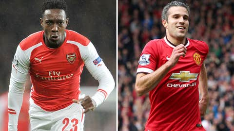 Rivals meet as Arsenal welcome Manchester United to Emirates Stadium (live, Saturday, 12:30 p.m. ET)
