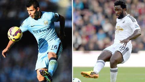 Manchester City face huge home encounter against Swansea City (live, Saturday, 10 a.m. ET)