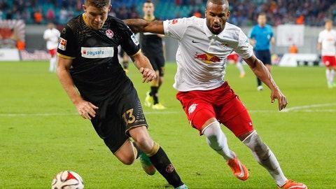 Terrence Boyd, RB Leipzig forward