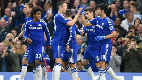 Chelsea have that elusive and precious momentum