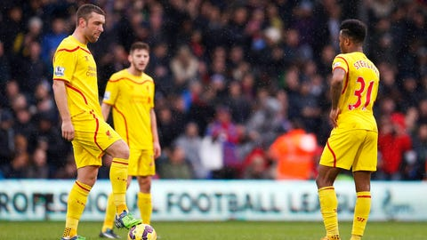 Arsenal, Liverpool and Manchester United fail to shake off their slow starts
