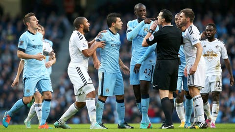 Manchester City grappling with pressure to repeat as champions
