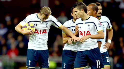 Tottenham continue to tease despite its late win over Hull City