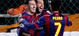 Messi sets Champions League scoring record in Barca's rout of APOEL