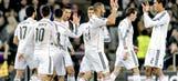Real Madrid seal top spot as Ronaldo adds to scoring mark