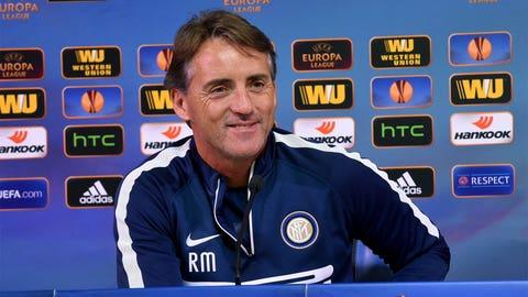 Roma vs. Inter Milan, Sunday 2:45 PM ET