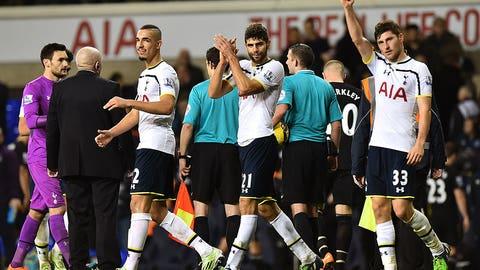 Tottenham finally rediscover their mojo at White Hart Lane