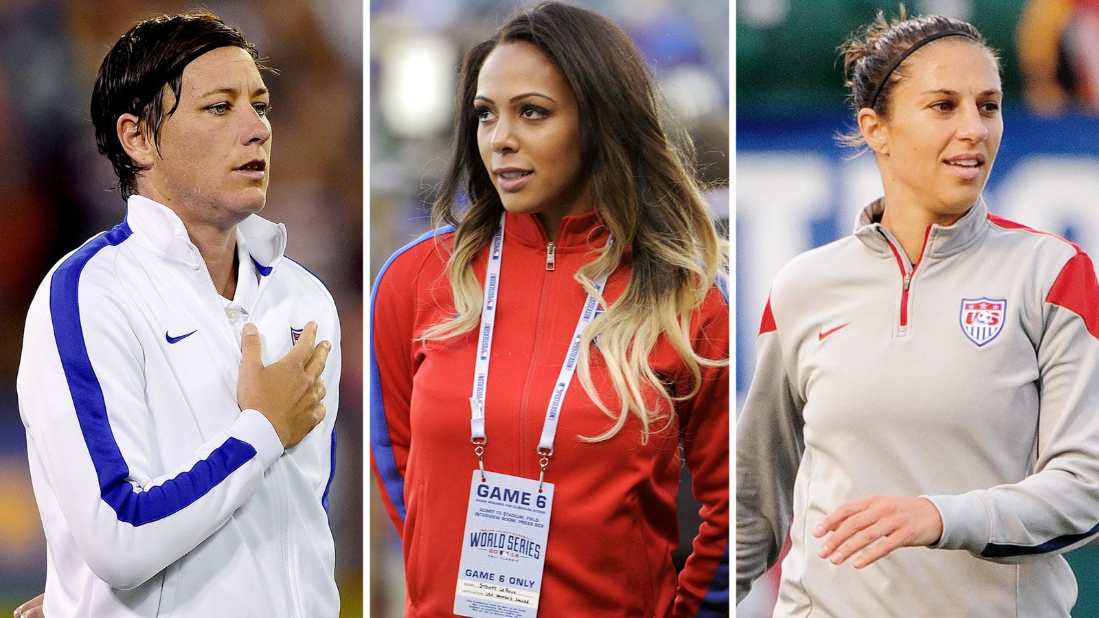 Wambach, Leroux and Lloyd top list for USA's Female Athlete of the