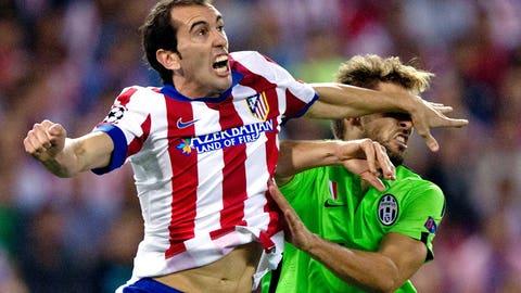 Diego Godin (Atletico Madrid)