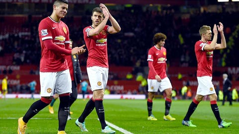 Manchester United now seem able to win the hard games, too