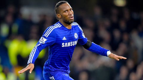 Strikers are the difference for Chelseaits strikers