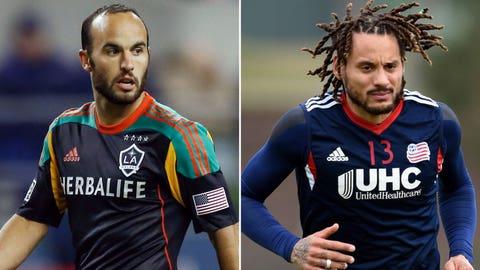 MLS Cup: Los Angeles Galaxy vs. New England Revolution (live, 3 p.m. ET)