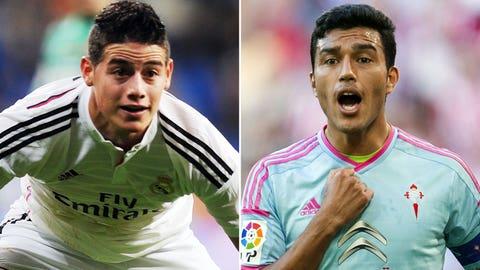 La Liga: Real Madrid vs. Celta Vigo (live, Saturday, 2 p.m. ET)