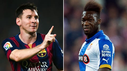 La Liga: Barcelona vs. Espanyol (live, Sunday, 11 a.m. ET)