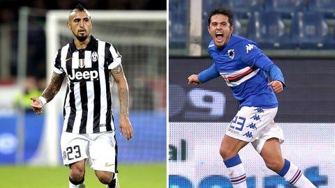 Serie A: Juventus vs. Sampdoria (live, Sunday, 6.30 a.m. ET)