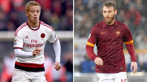 Serie A: Genoa vs. Roma (live, Sunday, 9 a.m. ET)