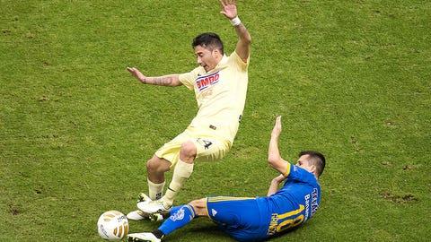 Jose Francisco Torres, Tigres UANL midfielder