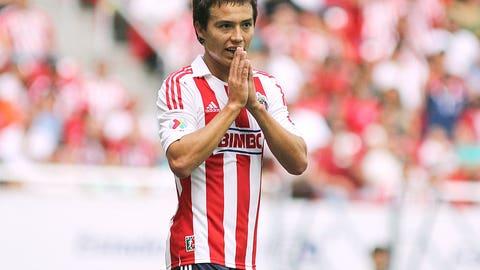 Erick Torres -- Chivas to MLS to Chivas